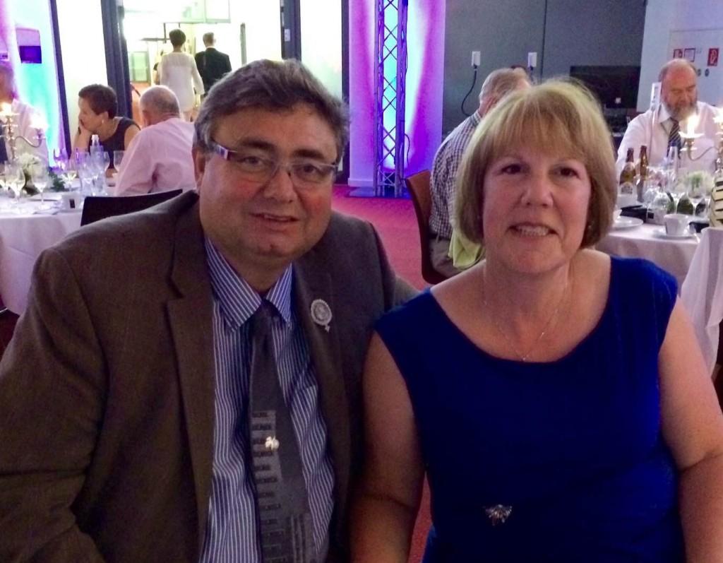 Gary & Barbara Morford