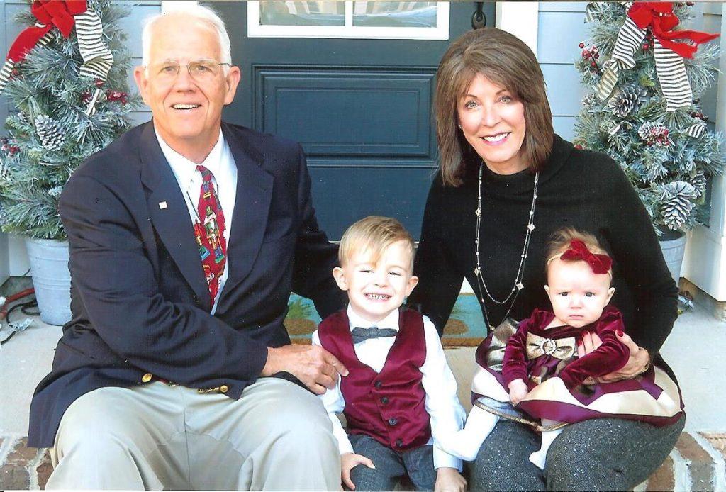 Dickinson grand kids 2